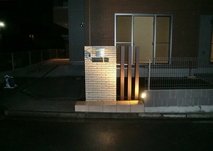 photo:門周り