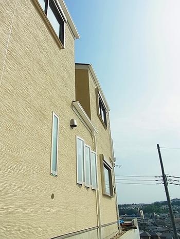 photo:外壁工事