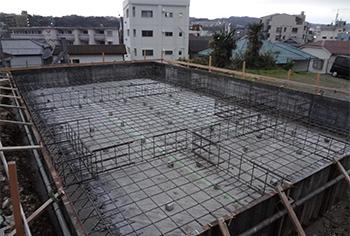 photo:基礎工事1
